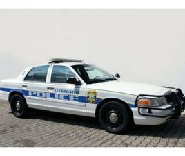 FORD POLICE INTERCEPTOR*P71 CLEARWATER FLORIDA