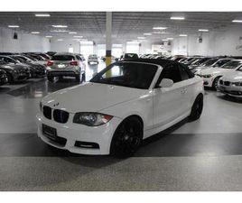 USED 2011 BMW 1 SERIES CABRIOLET 135I //M SPORT I NAVIGATION I LEATHER I PUSH START