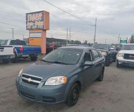 USED 2009 CHEVROLET AVEO LS*AUTO*POWER WINDOWS*ONLY 129KMS*AS IS