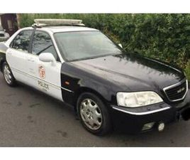 HONDA LEGEND LAPD AMERICAN POLICE CAR / LIMOUSINE
