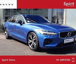 VOLVO V60 D3 150HP AUTOMATIC R-DESIGN FULL NAPPA FOR SALE IN DUBLIN FOR €39,950 ON DONEDEA