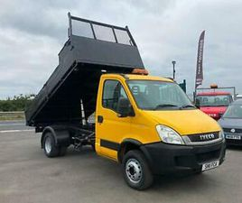 IVECO DAILY 70C-170 3 WAY TIPPER