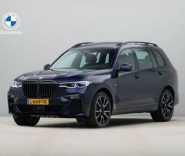 BMW X7 XDRIVE 40IA HIGH EXECUTIVE M-SPORT