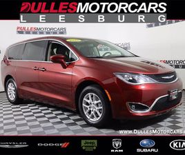 USED 2020 CHRYSLER PACIFICA TOURING