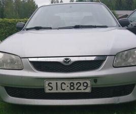 MAZDA 323 PORRASPERÄ 1999 - VAIHTOAUTO - NETTIAUTO