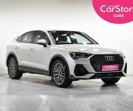 AUDI Q3 SB 35 TDI 150 S-T S LINE 4D FOR SALE IN CORK FOR €46,900 ON DONEDEAL