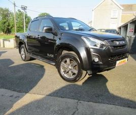 ISUZU D-MAX 1.9 BLADE DCB 4D 164 BHP FULL INTERIO FOR SALE IN TYRONE FOR £17,950 ON DONEDE