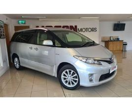 TOYOTA ESTIMA HYBRID 4WD AUTOMATIC 7 SEATS FOR SALE IN GALWAY FOR €24,950 ON DONEDEAL