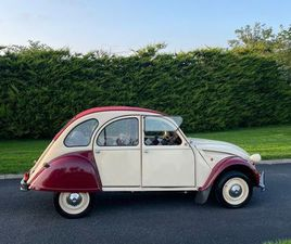 CITROEN 2CV FOR SALE IN ARMAGH FOR £6,750 ON DONEDEAL