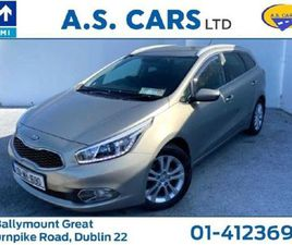 KIA CEED CEE D SW 1.6 EX 1 YEAR WARRANTY FOR SALE IN DUBLIN FOR €8,995 ON DONEDEAL