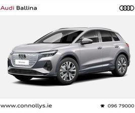AUDI E-TRON Q4 35 SPORT IN STOCK FOR SALE IN MAYO FOR €54,873 ON DONEDEAL