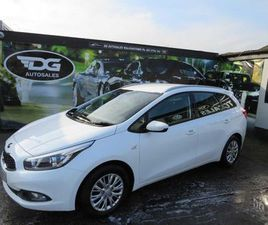 152 KIA CEED 1.4 SW ESTATE IN WHITE NCTD 23 FOR SALE IN DUBLIN FOR €8,999 ON DONEDEAL