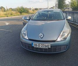 RENAULT LAGUNA COUPE 2.0 DCI NEW NCT FOR SALE IN CARLOW FOR €2,750 ON DONEDEAL