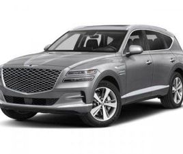 BRAND NEW SILVER COLOR 2021 GENESIS GV80 3.5T FOR SALE IN WEST CHESTER, PA 19382. VIN IS K