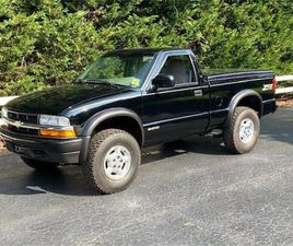 FOR SALE AT AUCTION: 1999 CHEVROLET S10 IN CONCORD, NORTH CAROLINA