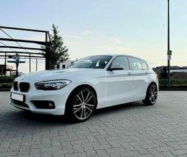 BMW BMW 116I ADVANTAGE WEIß