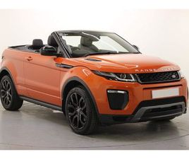 LAND ROVER RANGE ROVER EVOQUE 2.0 TD4 HSE DYNAMIC AUTO 4WD (S/S) 2DR