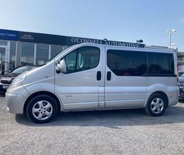 2013 RENAULT TRAFFIC**WHEEL CHAIR VEHICLE** FOR SALE IN DUBLIN FOR €13,999 ON DONEDEAL