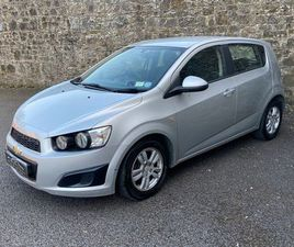 CHEVROLET AVEO 2013 1.2 DIESEL NCT AND TAXED FOR SALE IN MEATH FOR €4,950 ON DONEDEAL