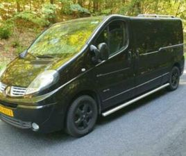 RENAULT TRAFIC 2.0 DCI 84KW 2013
