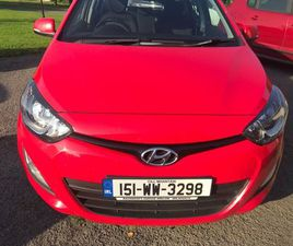 2015 HYUNDAI I20ACTIVE IN NEW CONDITION FOR SALE IN WICKLOW FOR €7,750 ON DONEDEAL