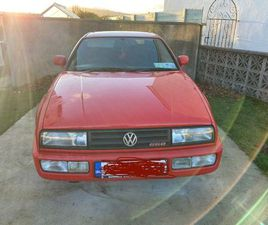 VW CORRADO G60 FOR SALE IN DUBLIN FOR €1 ON DONEDEAL