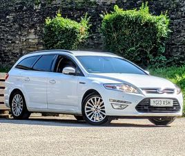 FORD MONDEO 1.6 TD ECO ZETEC BUSINESS (S/S) 5DR