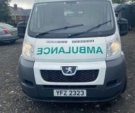 PEUGEOT BOXER, 2015 FOR SALE IN ANTRIM FOR £12,500 ON DONEDEAL