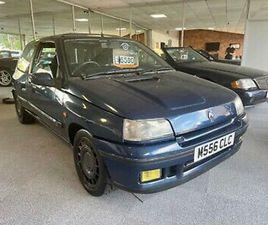 1995 RENAULT CLIO 1.8 16V MK1 PH2 - ORIGINAL - FREE DELIVERY - WILLIAMS BLUE