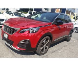 PEUGEOT 3008 1.6 GT LINE THP AT