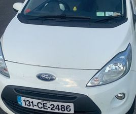 FORD KA ***1.2*** FOR SALE IN CLARE FOR €4,500 ON DONEDEAL