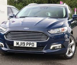 2019 FORD MONDEO - £22,599