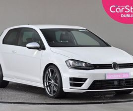 VOLKSWAGEN GOLF 1303 R 2.0TSI M6A 300HP 3DR - LOT FOR SALE IN DUBLIN FOR €34,490 ON DONEDE