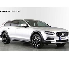 VOLVO V90CC B5 235BHP AWD (DIESEL) CROSS COUNTRY AUTO (BOWERS&WILKINS+2 SERVICES £299) 2.0