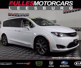 USED 2018 CHRYSLER PACIFICA LIMITED