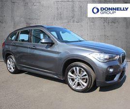 BMW X1 SDRIVE 18I SPORT 5DR 1.5