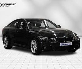 BMW 4 SERIES 420D [190] M SPORT 5DR AUTO [PROFESSIONAL MEDIA] 2.0