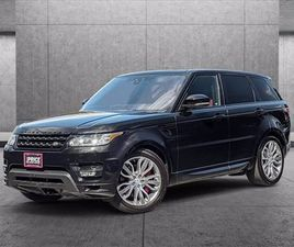 USED 2017 LAND ROVER RANGE ROVER SPORT AUTOBIOGRAPHY
