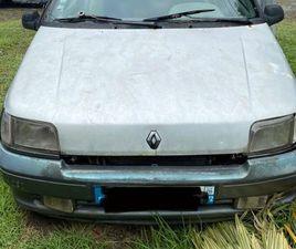 RENAULT CLIO 1 GRISE