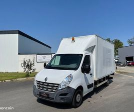 RENAULT MASTER III CAISSE HAYON 20M3 2.3 DCI 101 CV CT.OK REPRISE POSSIBLE