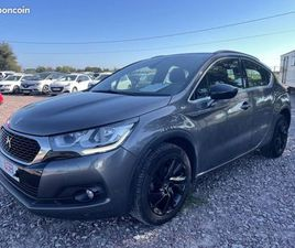 DS 4 CROSSBACK BLUEHDI 120 S&S EAT6 BE CHIC