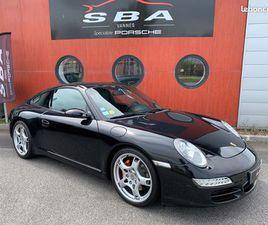 PORSCHE 911 997 CARRERA S 3.8L