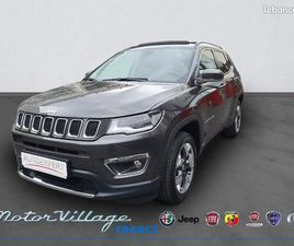 JEEP COMPASS 2.0 MULTIJET II 140CH ACTIVE DRIVE OPENING EDITION 4X4 BVA9