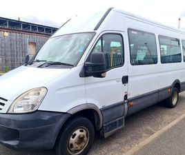 IVECO DAILY 50C15 9 SEATER WHEELCHAIR ACCESSIBLE