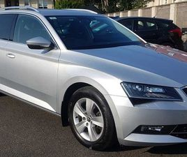SKODA SUPERB COMBI 1.6 TDI AMBITION 5DR2018 FOR SALE IN DUBLIN FOR €19,945 ON DONEDEAL