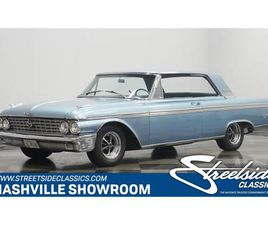 FOR SALE: 1962 FORD GALAXIE IN LAVERGNE, TENNESSEE