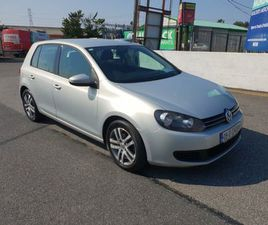 2009 VW GOLF 1.6TDI FOR SALE IN DUBLIN FOR €4,150 ON DONEDEAL