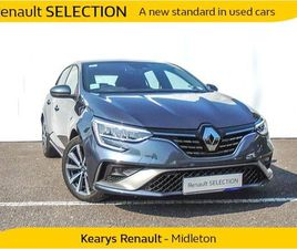 RENAULT MEGANE RS-LINE TCE 140 AUTO 6D FOR SALE IN CORK FOR €30,990 ON DONEDEAL