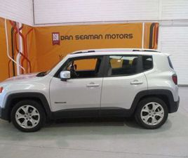 JEEP RENEGADE 1.6 MJET 120HP LIMITED(TOP SPEC) FOR SALE IN CORK FOR €24,950 ON DONEDEAL