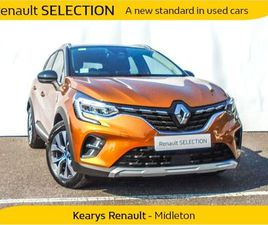 RENAULT CAPTUR S-EDITION PHEV 160 5DR FOR SALE IN CORK FOR €30,990 ON DONEDEAL